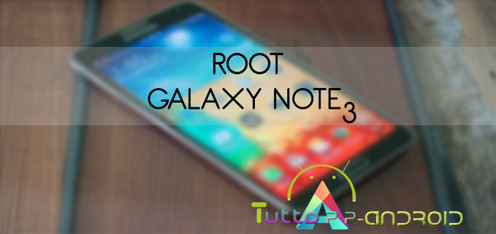Photo of Root Galaxy Note 3 N9005