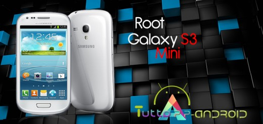 Root Galaxy S3 Mini