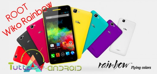Root Wiko Rainbow
