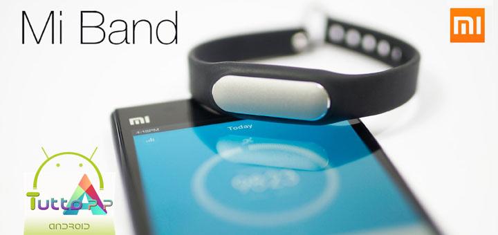 Scheda tecnica Xiaomi Mi Band 1s