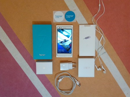 Recensione Huawei Honor 7