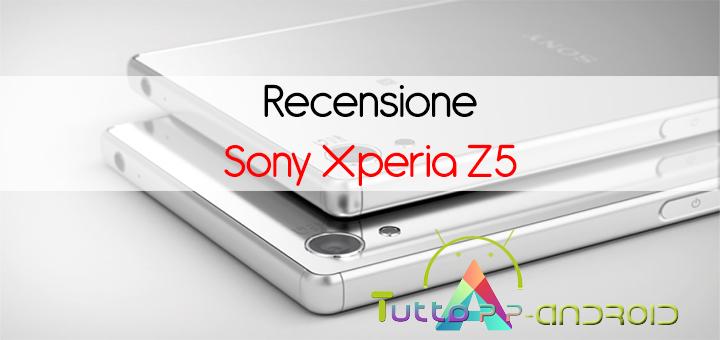 Photo of Recensione Sony Xperia Z5