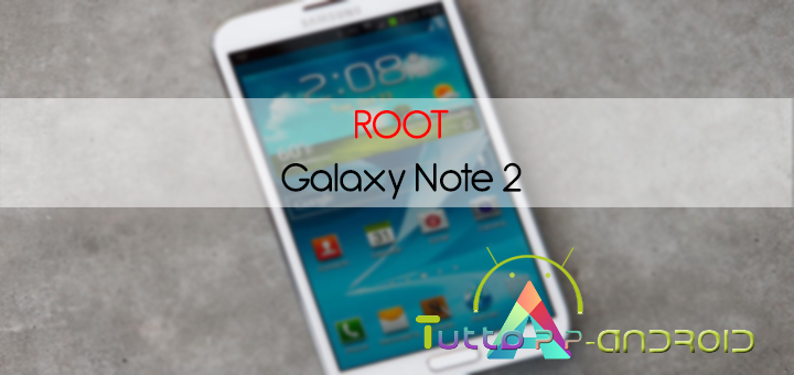 Photo of Root Galaxy Note 2