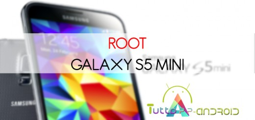 Root Galaxy S5 Mini