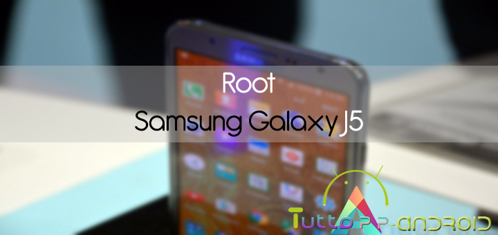 Photo of Root Samsung Galaxy J5