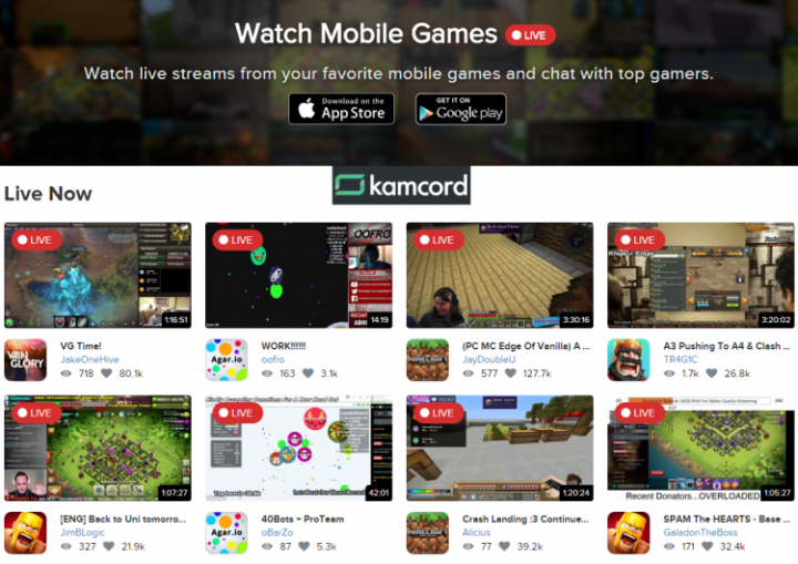 Photo of Kamcord, l'evoluzione del gameplay online