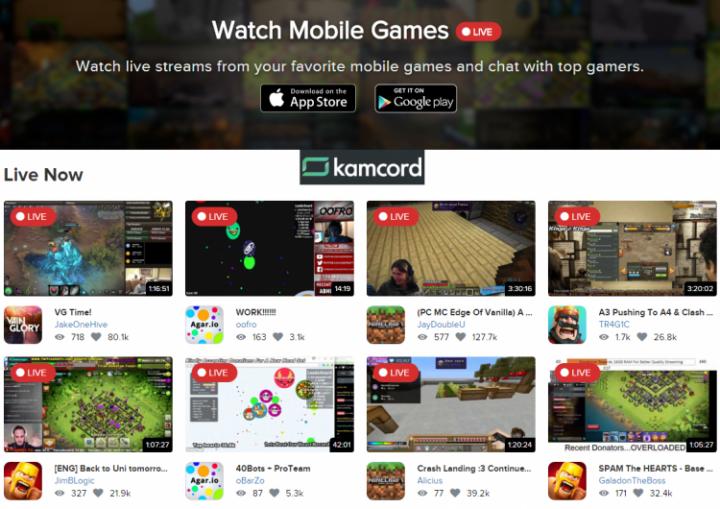 Photo of Kamcord, l'evoluzione del gameplay online