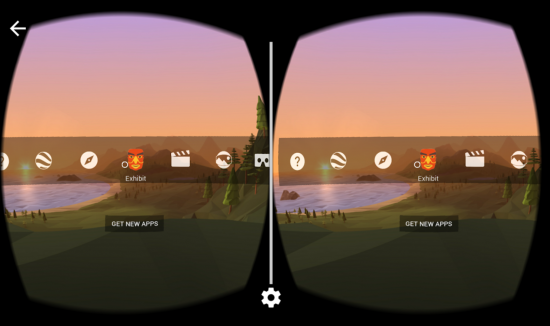 Google CardBoard - Screenshot 1