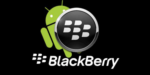App Blackberry Priv tramite apk
