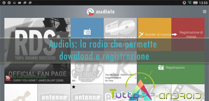 Photo of Audials: ottima radio per Android