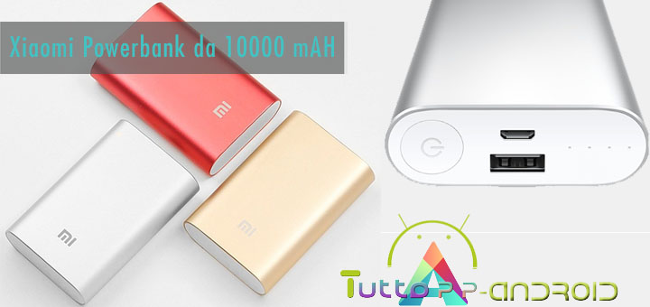 Photo of Recensione Power Bank Xiaomi 10000 mAh