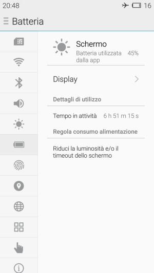 Meizu Pro 5 Recensione - Autonomia