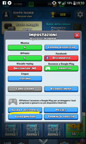 Come contattare Supercell su Clash Royale - Guida e assistenza