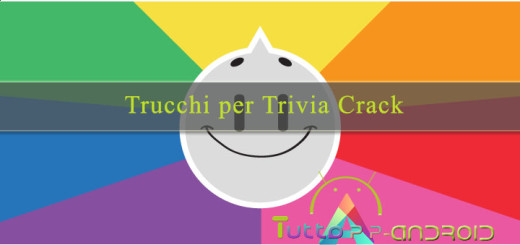 Trucchi per Trivia Crack: monete, vite e diamanti illimitati