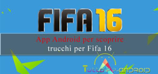Migliori App per vincere a Fifa 16 Ultimate Team