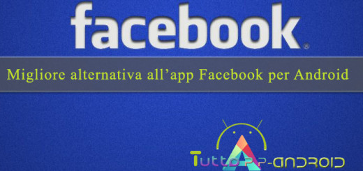 Migliori alternative app Facebook per Android