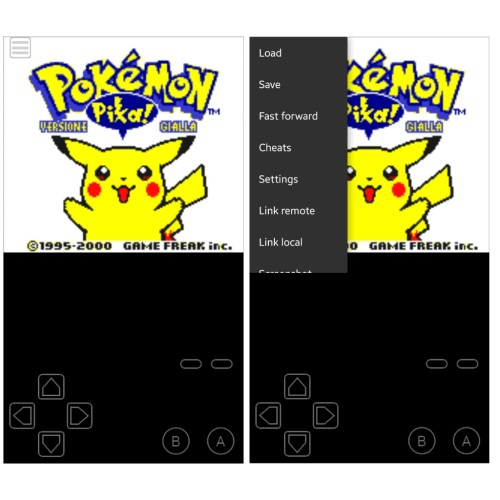 Migliori emulatori di giochi per android - My OldBoy!
