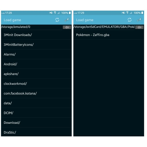 Migliori emulatori di giochi per android - MyBoy!