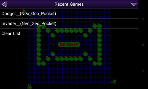 Migliori emulatori di giochi per android - NGP.emu