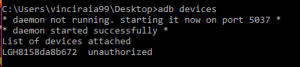 sblocco bootloader g4