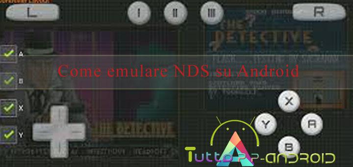gioco emulatore nds