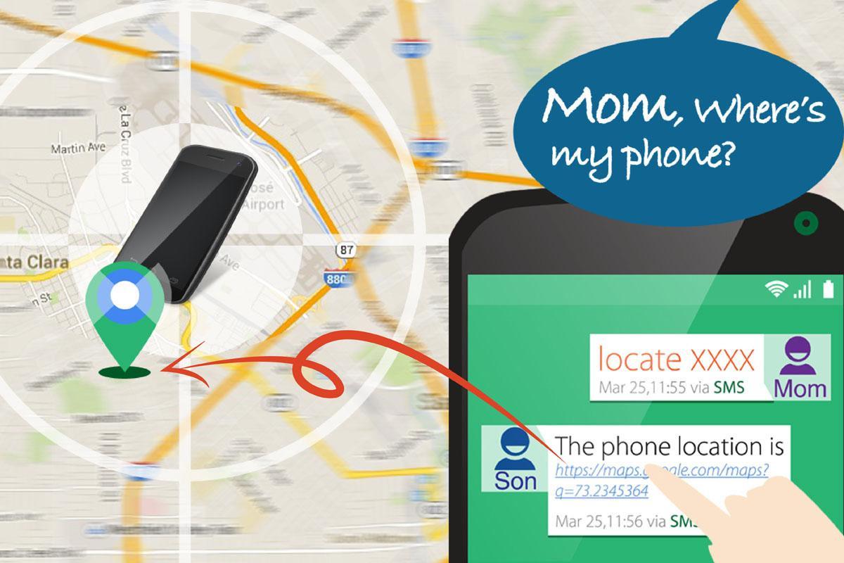 Migliori app antifurto Android - Find my phone