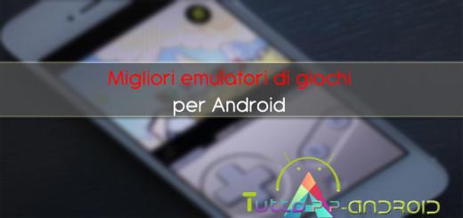 Migliori emulatori di giochi per Android