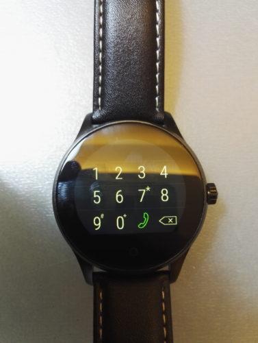 Recensione K88H Smartwatch