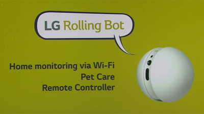 lg rolling bot drone