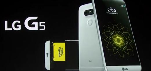 Moduli LG G5: cosa sono e come funzionano