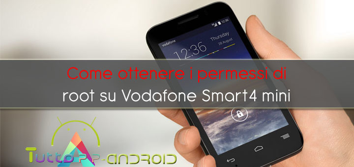 Photo of Root Vodafone Smart 4 Mini