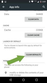 Come cambiare le app predefinite su Android [GUIDA]