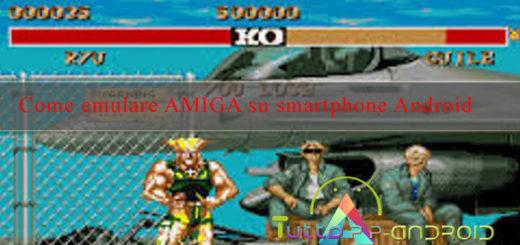 Come emulare Amiga su smartphone Android