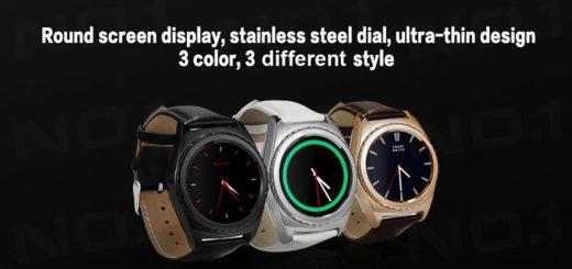 no.1 s5 smartwatch recensione completa con foto e video