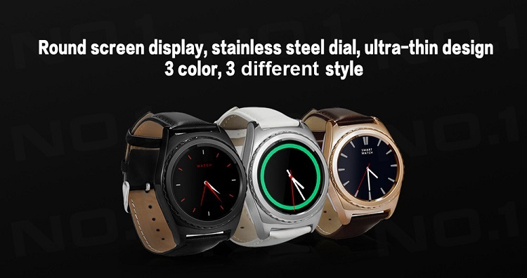 no.1 s5 smartwatch recensione completa con foto e video