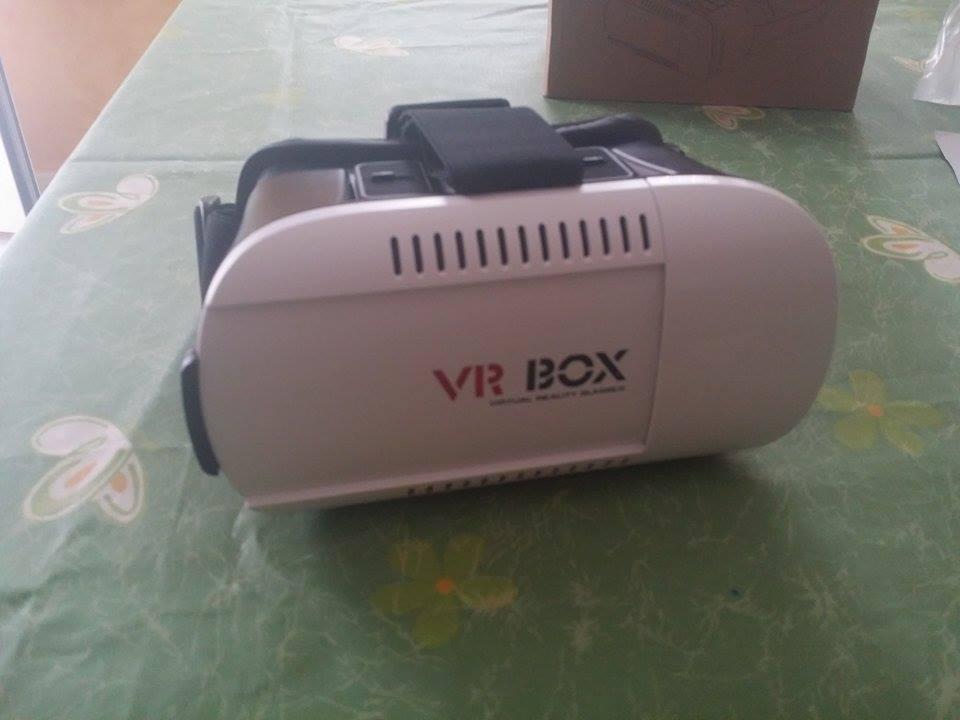 Caratteristiche - Recensione DIY VR BOX