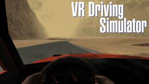 Migliori giochi per VR Box e Google CardBoard - VR Car Driving Simulator