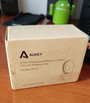 filtro polarizzatore scatola