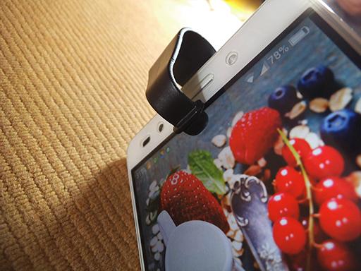 Recensione lenti per smartphone SNAN