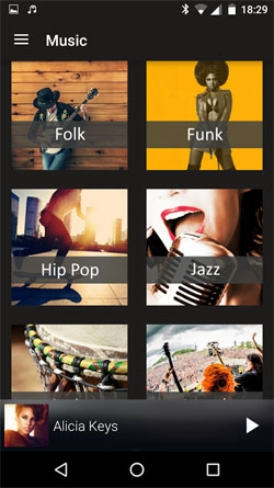 migliori app radio per Android