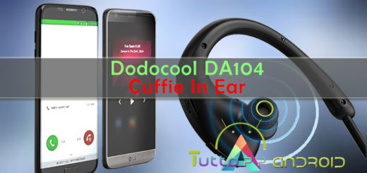dodocool da104 cuffie in ear