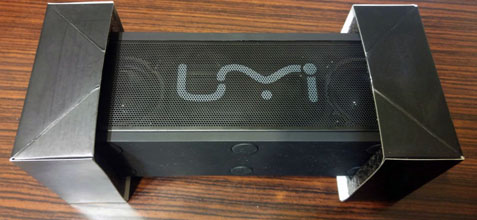 Recensione speaker Bluetooth UMi BTS3 - UMI