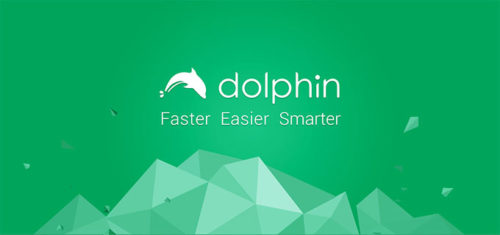 migliori browser android - dolphin browser