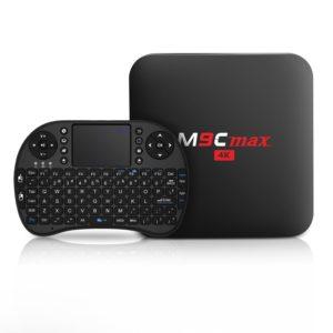 Bqeel M9C Max TV Box
