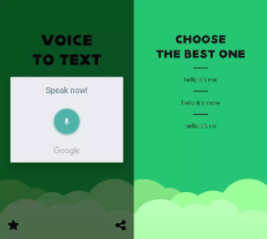 voice to text per whatsapp