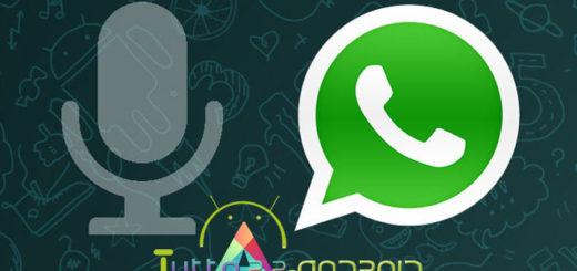 Convertire i messaggi vocali di Whatsapp in testo