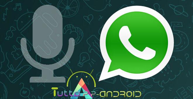 Photo of Convertire i messaggi vocali di Whatsapp in testo su Android e iOS