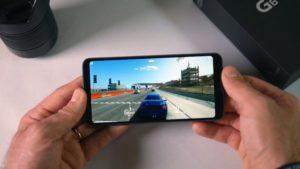 LG G6 giochi