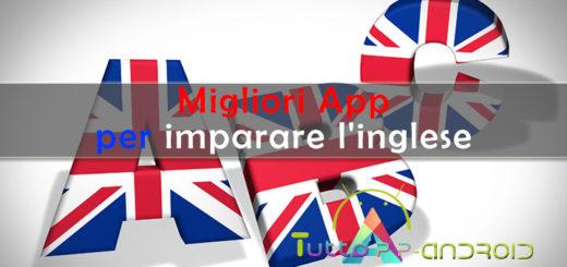Migliori App per imparare l'inglese