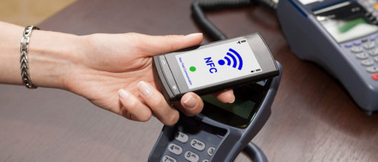 Pagamenti nfc con Android tramite contactless